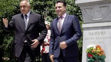 Бойко Борисов: По Договора за добросъседство с Македония сме много близо