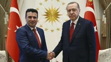 Македонският премиер посети Турция