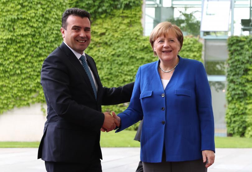 Разговорите за присъединяването на Северна Македония и Албания към Европейския