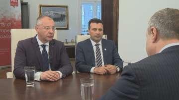 Зоран Заев пред БНТ: Западните Балкани се променят