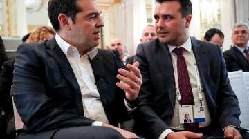 Заев: Очаквам посещението на премиера Ципрас в Скопие