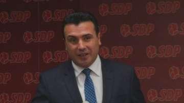Зоран Заев призова за слагане на край на политическата криза в Македония