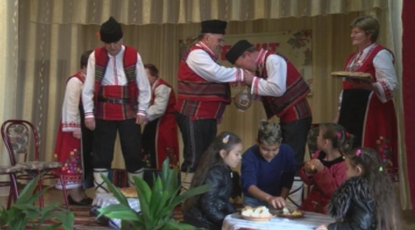 В димитровградското село Бряст все още пазят традициите, характерни за
