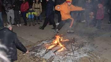 Забраняват горенето на гуми на Сирни Заговезни