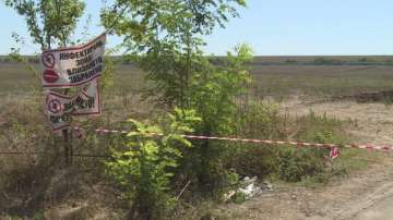 След протест: Избраха нов терен за загробване на прасетата от Караманово