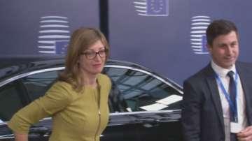 Захариева пожела успех на номинираната за български комисар Мария Габриел