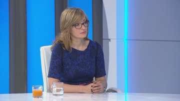 Екатерина Захариева: България няма да е само територия за срещата ЕС-Турция