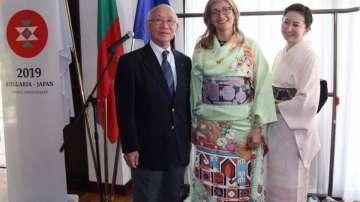 Започна работната визита на Екатерина Захариева в Япония