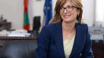 """Захариева участва в Съвет """"Външни работи и Съвет """"Общи въпроси в Люксембург"""