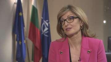 Специално за БНТ: Екатерина Захариева за Брекзит и българите