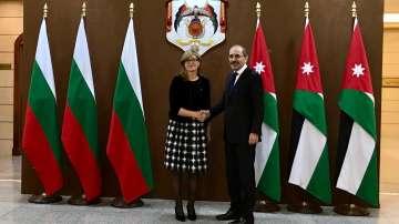България и Йордания засилват сътрудничеството си в търговията и образованието