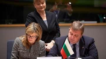 България и още 22 страни от ЕС ще повишат бюджета си за отбрана