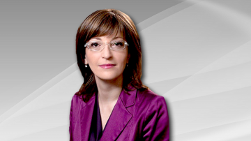 Официално: Екатерина Захариева - издигната за правосъден министър
