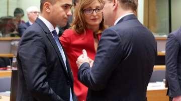 ЕС стартира нова операция за прилагане на оръжейно ембарго към Либия
