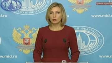 Мария Захарова: Тези, които оправдават убийството на посланика, са душевно болни