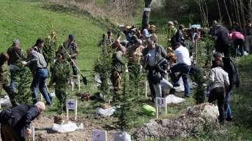 За зелена, обединена Европа: Залесяване в района на Рилския манастир
