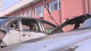 Подпалиха 7 автомобила в столичния квартал Хиподрума