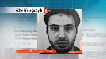 Кой е нападателят от коледния базар в Страсбург?