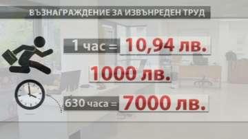 Експеримент на БНТ: Колко трябва да работиш, за да изкараш 10 000 лв.?