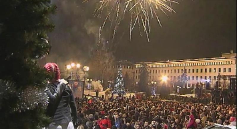 Пак посрещаме Нова година със Сцена под звездите