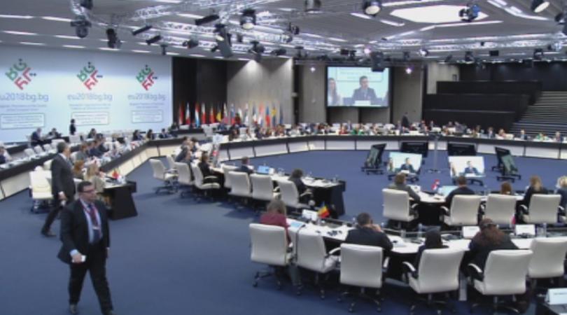 В него участваха председателите на парламентарните комисии по европейски въпроси