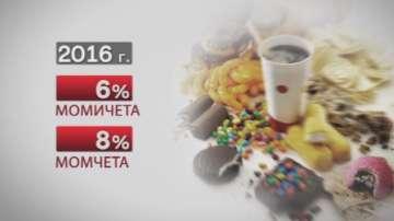 Все повече деца с наднормено тегло по света