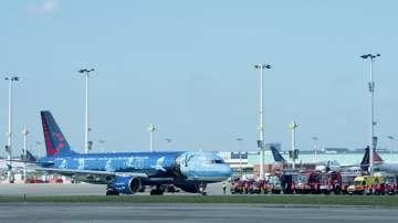 Отменена е тревогата на  брюкселското летище