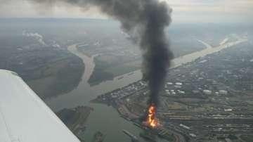 Няколко души са ранени при експлозия в германски химически завод