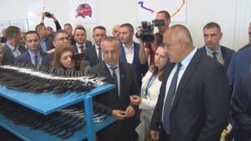 Нов завод за автомобилни части отвори врати край Кърджали