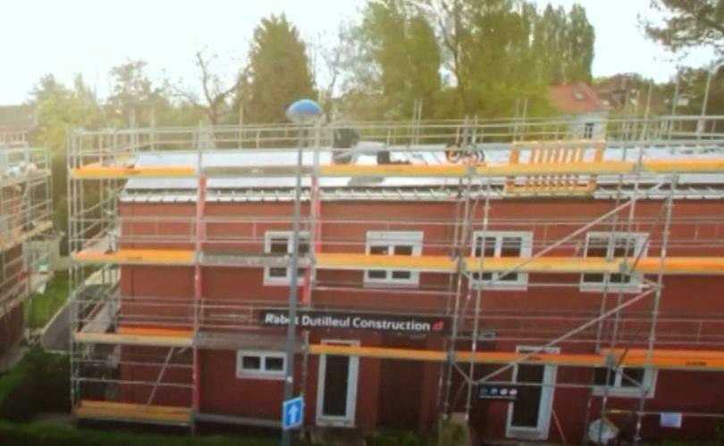 Снимка: Зелена светлина: Подобряване на енергийната ефективност на сградите