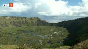 Зелена светлина: Климатичните промени засягат Великденските острови