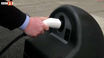 Зелена светлина: Електрическите автомобили променят дизайна на Лондон
