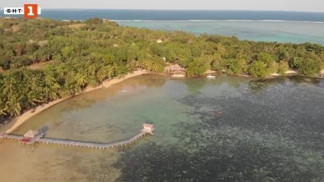 Пясъчни плажове, заливи с кристално чиста вода, коралови рифове. Да,
