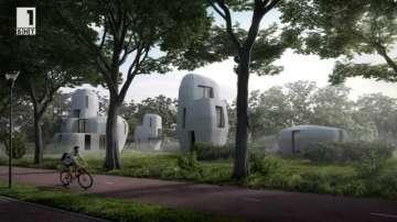 Зелена светлина: Принтираните къщи на Айндховен
