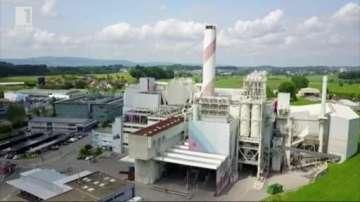 Зелена светлина: Завод за улавяне на въглероден диоксид