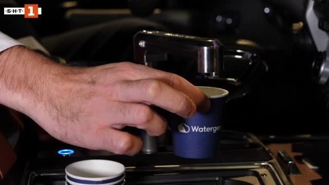 Автомобил, който произвежда питейна вода. Изобретението е на израелска компания,