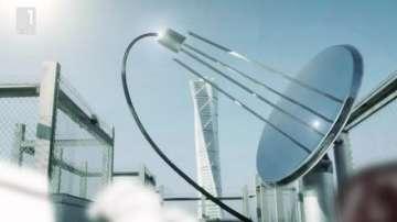 Зелена светлина: Слънчоглед осигурява естествена светлина в сгради