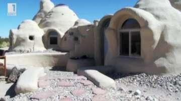 Зелена светлина: Земните къщи на Надер Халили