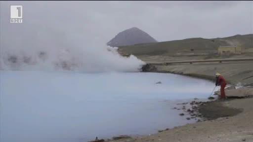 Северна Исландия - там, където ледът и горещата вода са