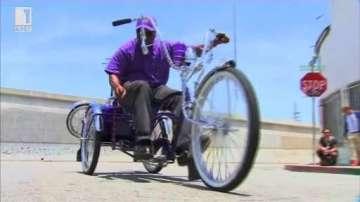 Зелена светлина: Майсторът на велосипеди, който поправя човешки съдби