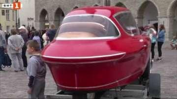 Зелена светлина: Електрическа триколесна кола в Естония