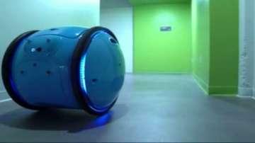 Зелена светлина: Робот-носач