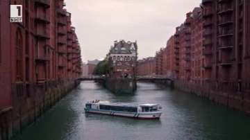 Зелена светлина: Пътешествие в Европа с кораби-къщи