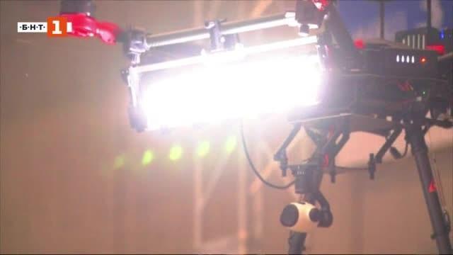 """Снимка: Зелена светлина"""": Как 5G мрежите ще помогнат за по-добри дронове?"""