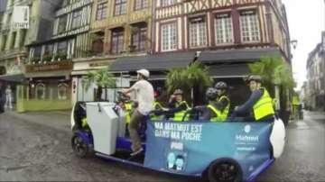 Зелена светлина: Велобус за ученици