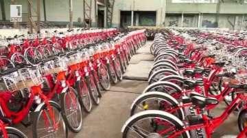 Зелена светлина: Безплатни електрически велосипеди