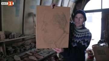 Зелена светлина: Исландският творец, вдъхновен от общуването с природа