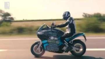 Зелена светлина: 80 дни около света с електрически мотоциклет
