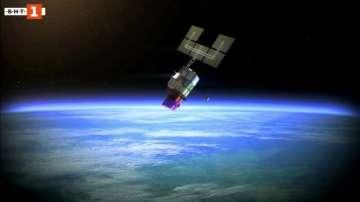 Зелена светлина: Харпун за космически отпадъци