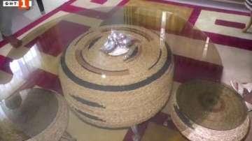 Зелена светлина: Да създаваш мебели от непотребни гуми